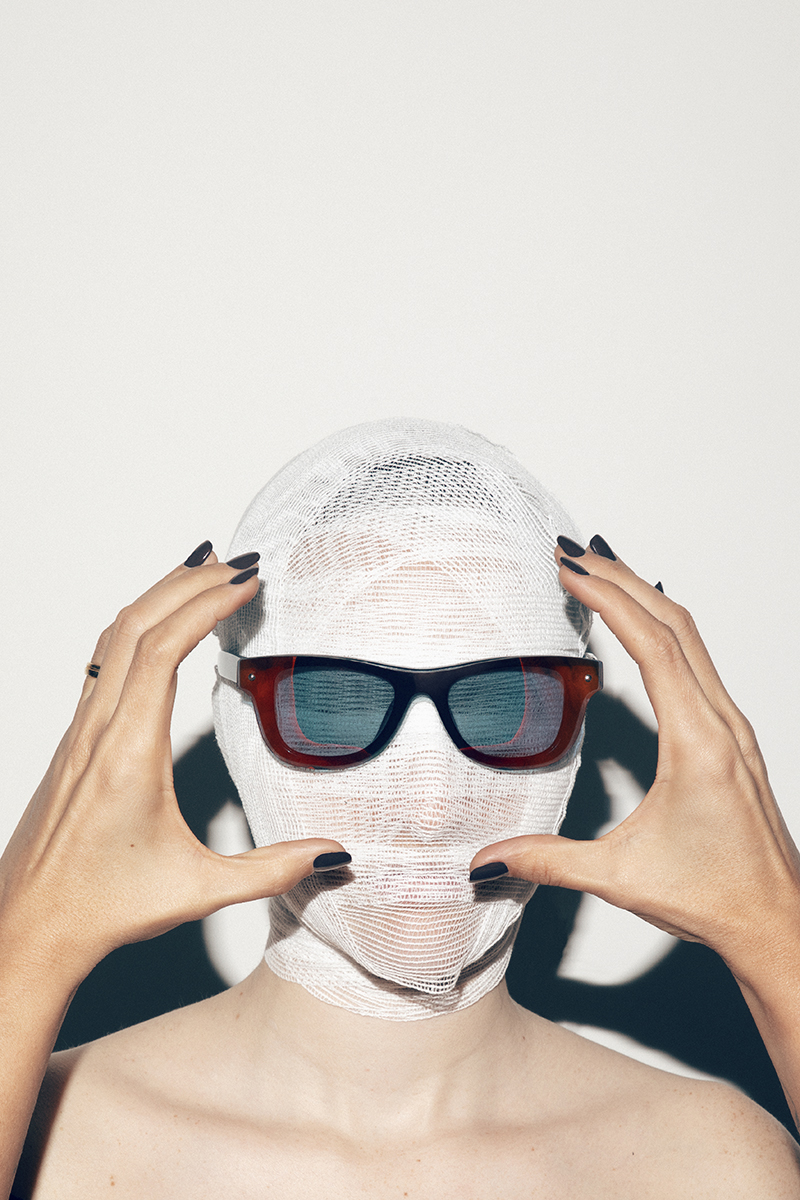 A simple vista, una historia de gafas ss19 x Efra Pérez