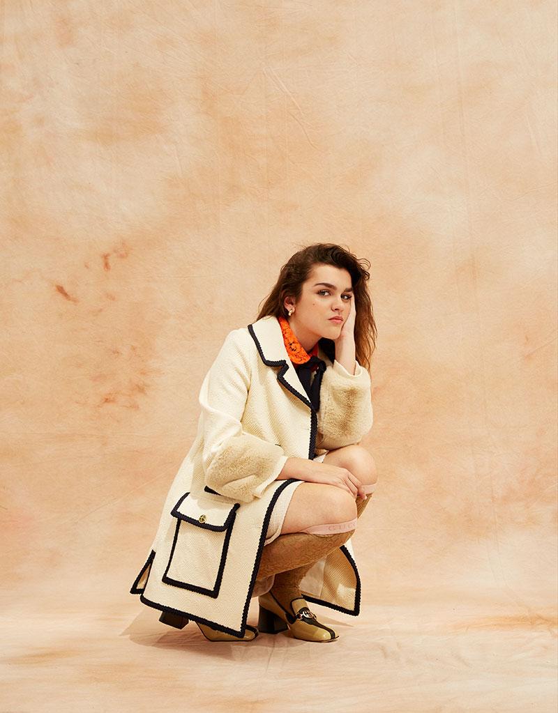 Amaia Romero y su nuevo disco lleno de canciones de amor