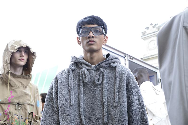 Louis Vuitton toma la plaza Dauphine de París.