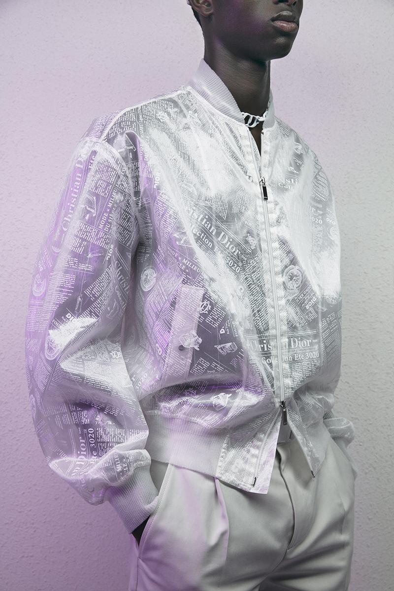 Dior Men Summer 2020, un viaje en el tiempo