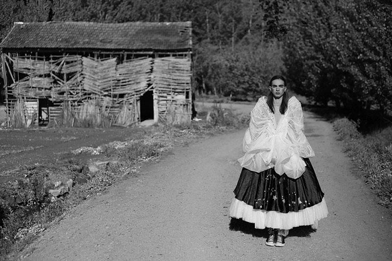Género Fluído: historias de moda x Salinger & Visitación