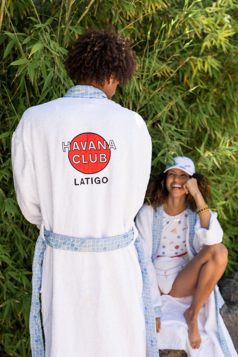 El Caribe Más Castizo: Havana Club x Latigo