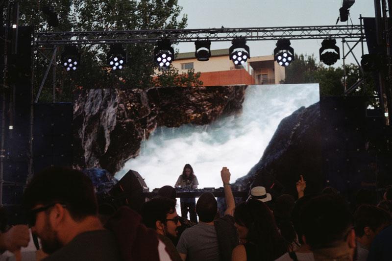 Exposición Fotografía Analógica: Festival Paraíso 2019