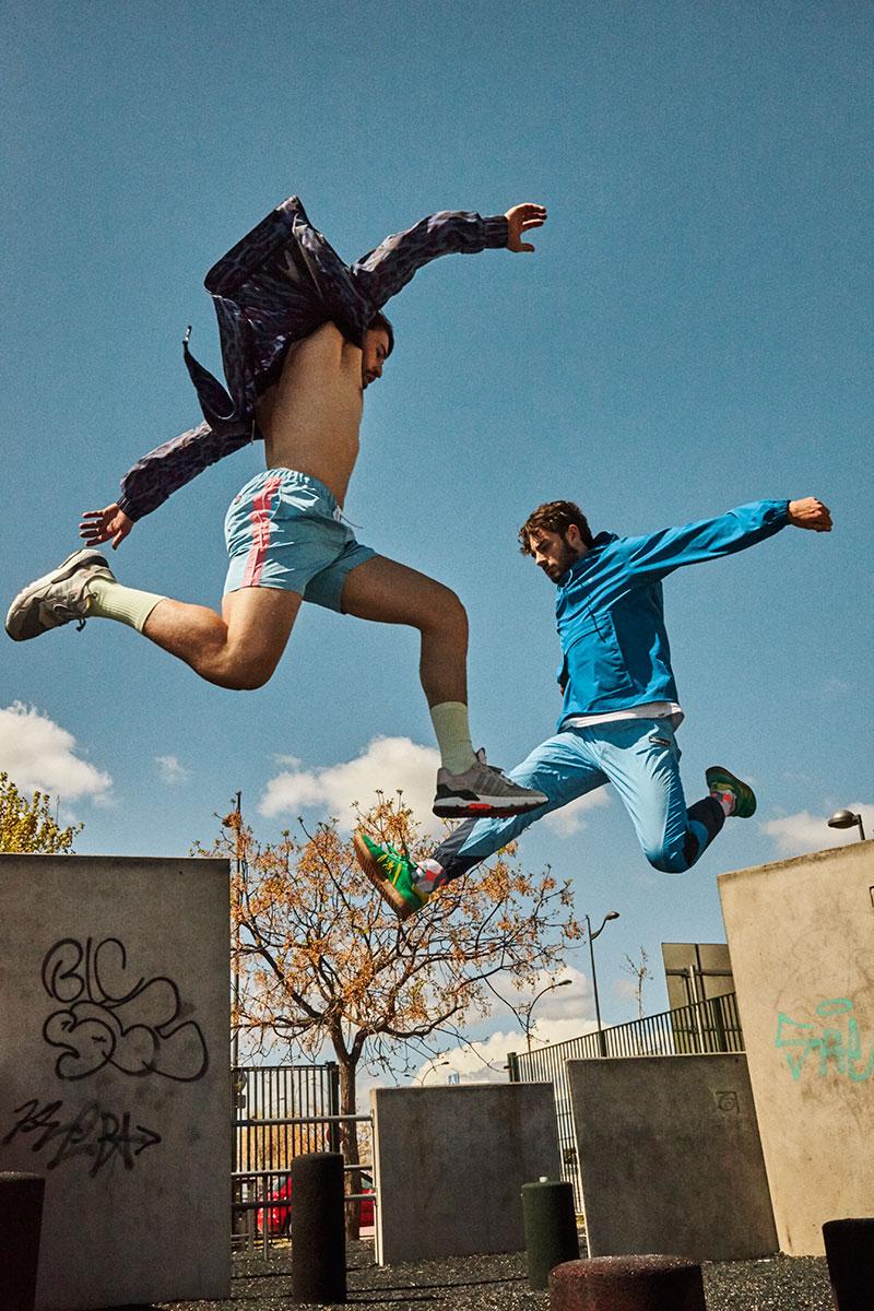 ¿Quieres practicar Parkour en Madrid?