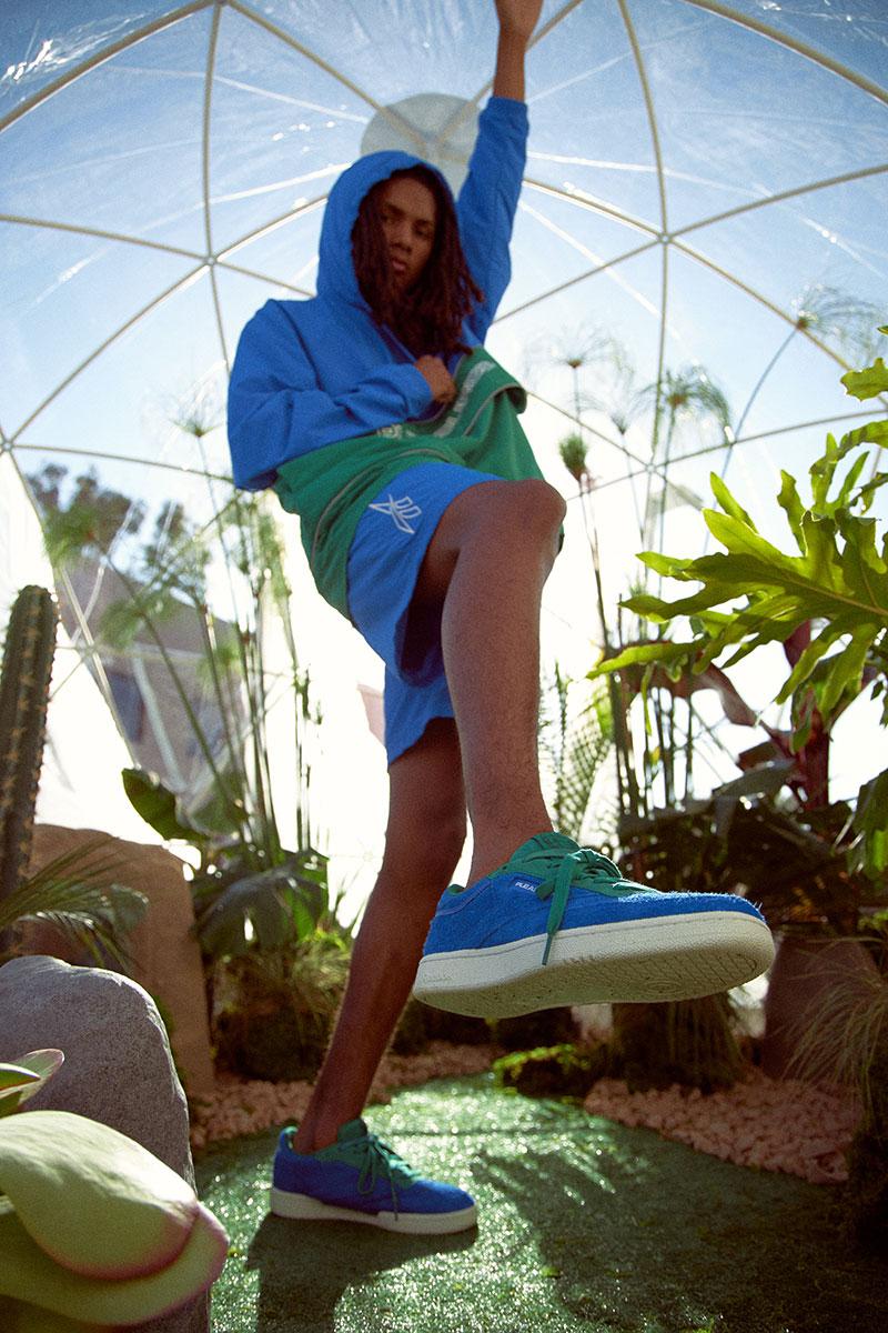 Reebok x Pleasures, desde Los Ángeles con amor