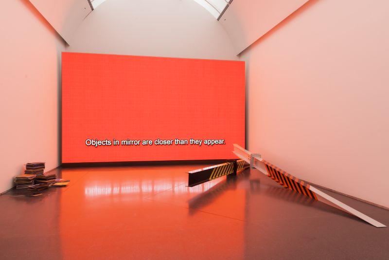 Exposición de Virgil Abloh en el Museo de Arte de Chicago