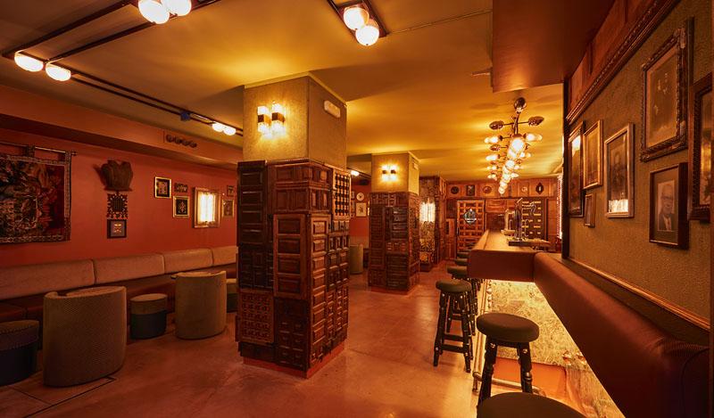 Ciriaco Brown, el bar en Lavapiés que revoluciona Madrid