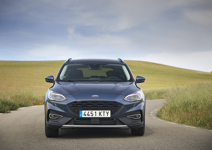 Ford Focus Active, conectados al futuro