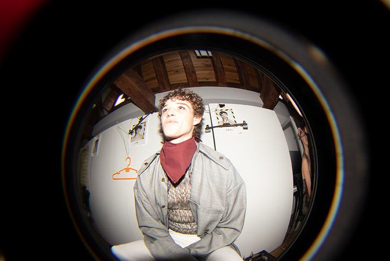 Backstage Andrés Zurru SS20