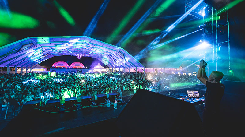 Aquasella Festival 2019: electrónica en el norte