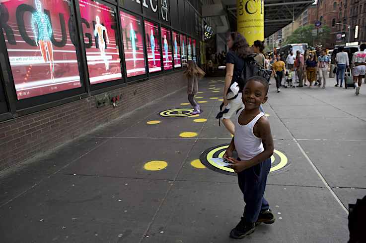 Coolture Impact. Arte en el Espacio Público Neoyorkino