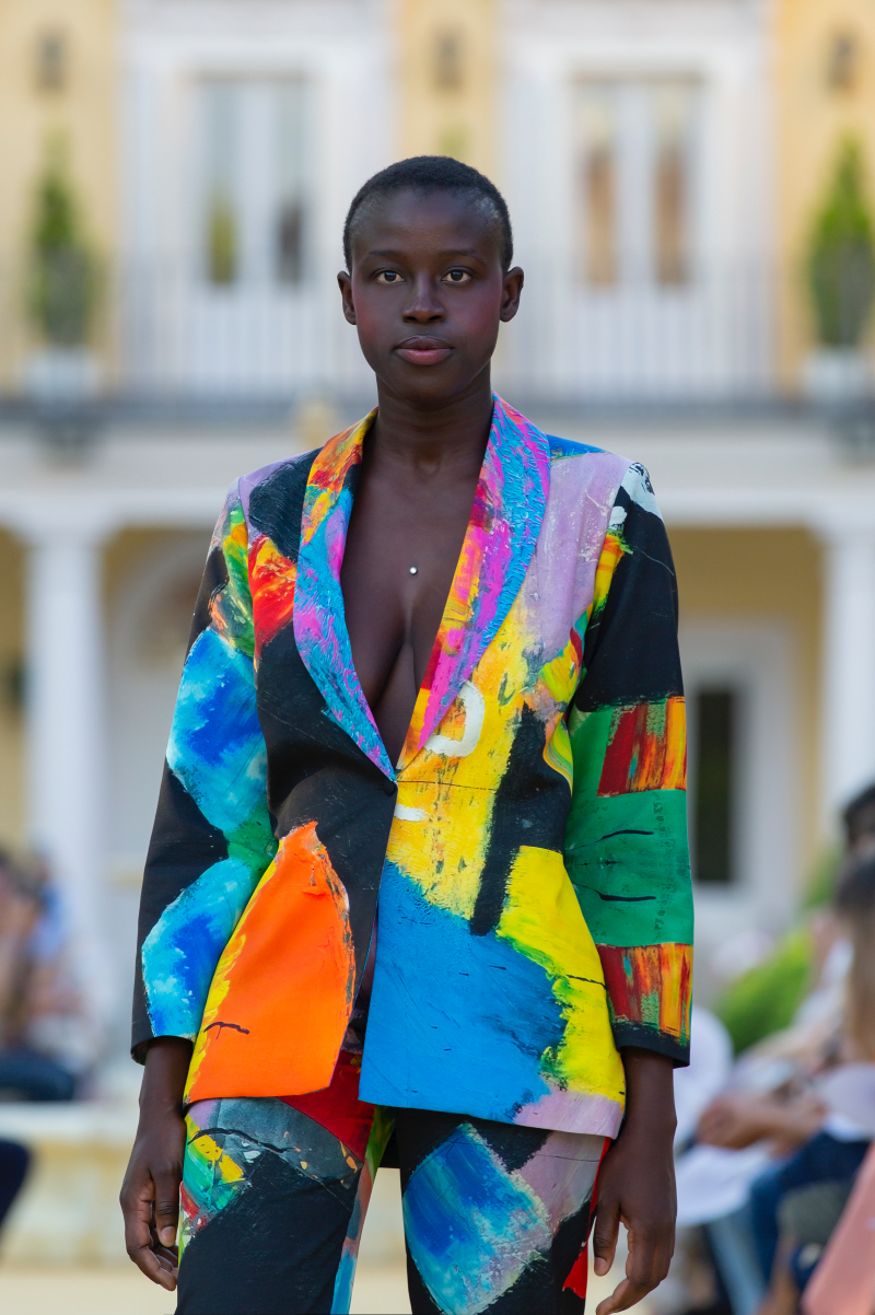El proceso artesanal en la moda de Arena Martínez