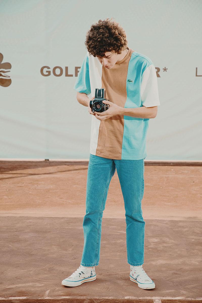 Lacoste x Golf Le Fleur, el nuevo retro x Tyler The Creator