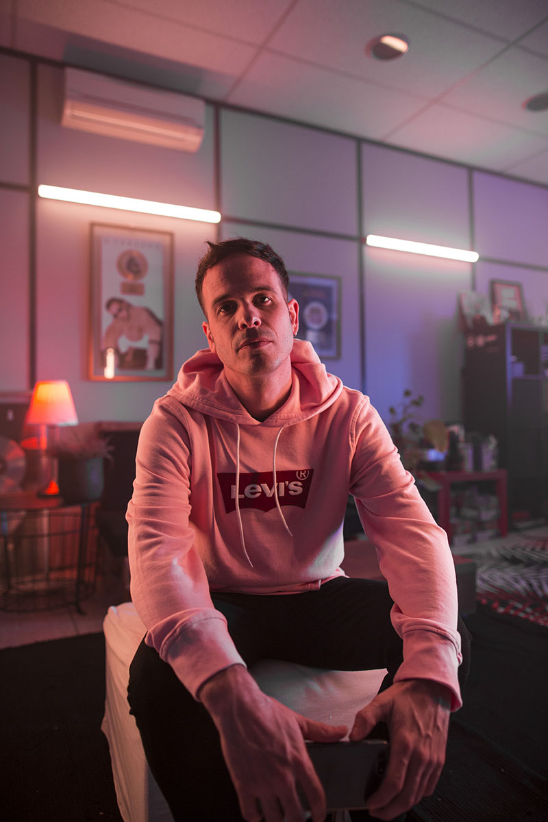 Levi's Music Project: Entrevistamos a Alizzz