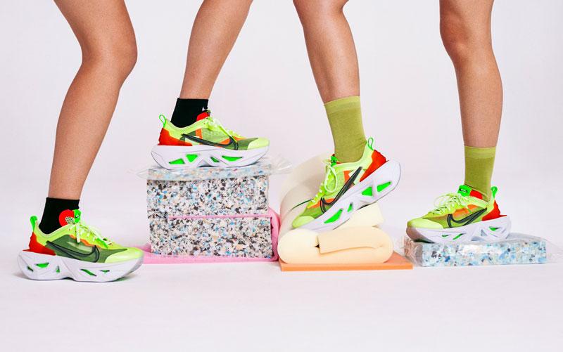 Las zapatillas de running más marcianas