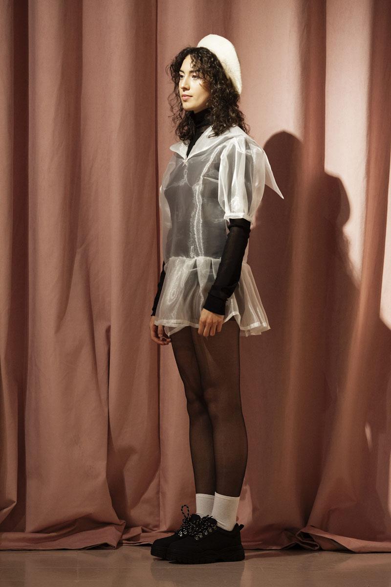 El uniforme japonés de Picopico