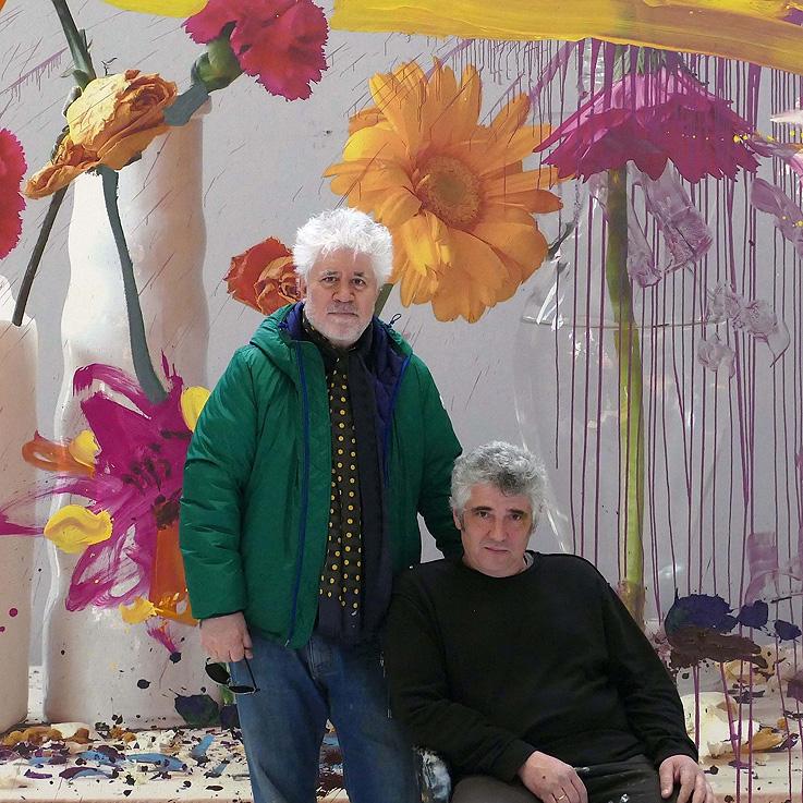 Flores de periferia, Pedro Almodóvar + Jorge Galindo
