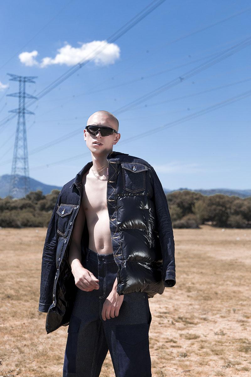 Editorial de moda: