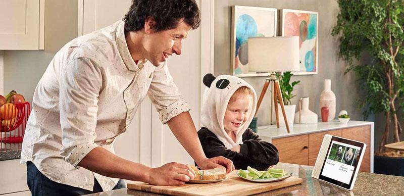 ¿Alternativas a Google Home? Lenovo Smart Display