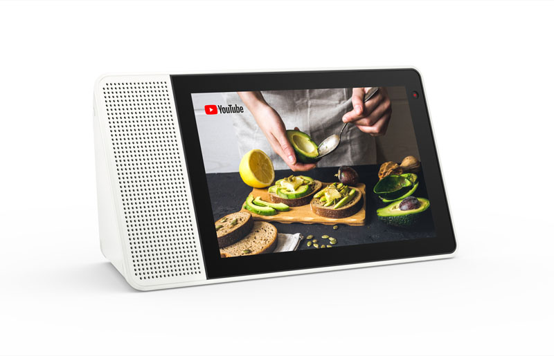 ¿Alternativas a Google Home? Lenovo Smart Display