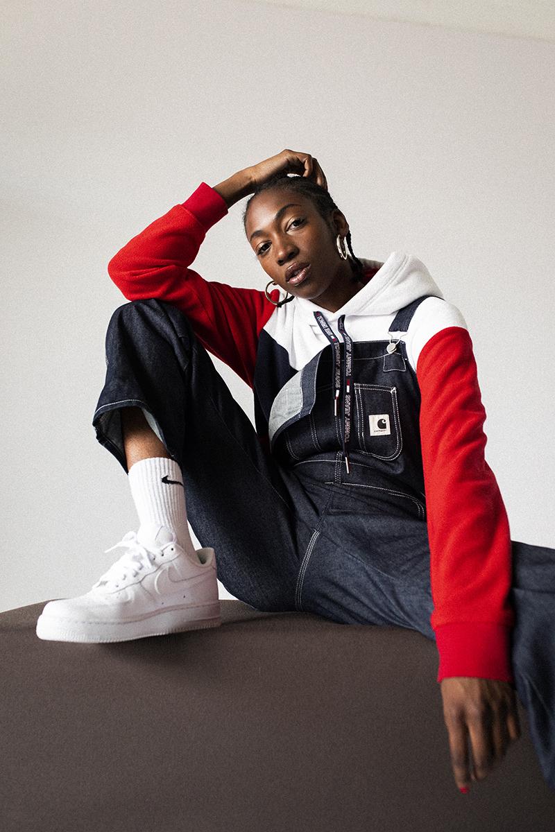 El streetwear mas noventero x Antonio Thiery