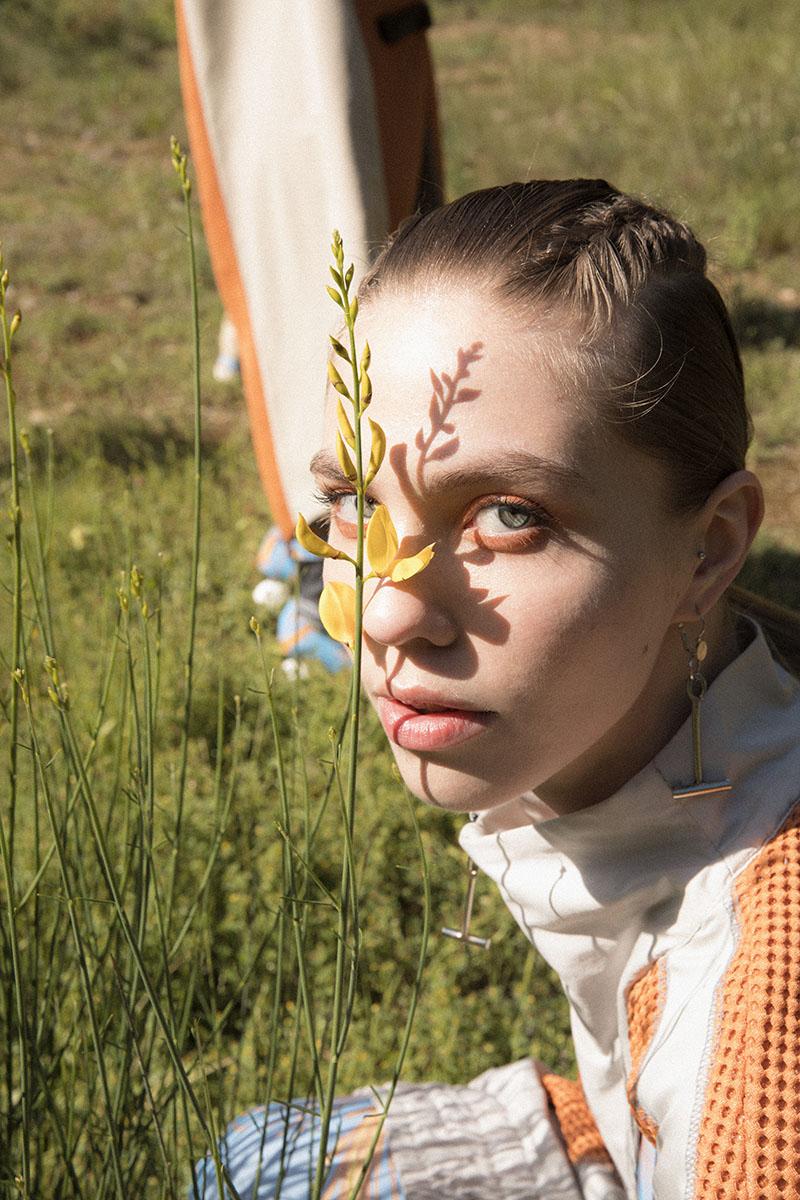 Jóvenes diseñadoras emergentes: Delfina Ruiz Guiñazu