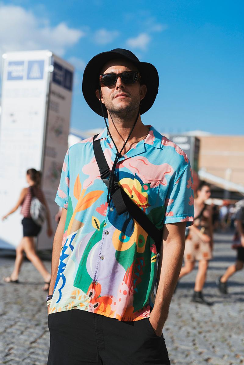 Desigual trae el espíritu de Woodstock a Sónar