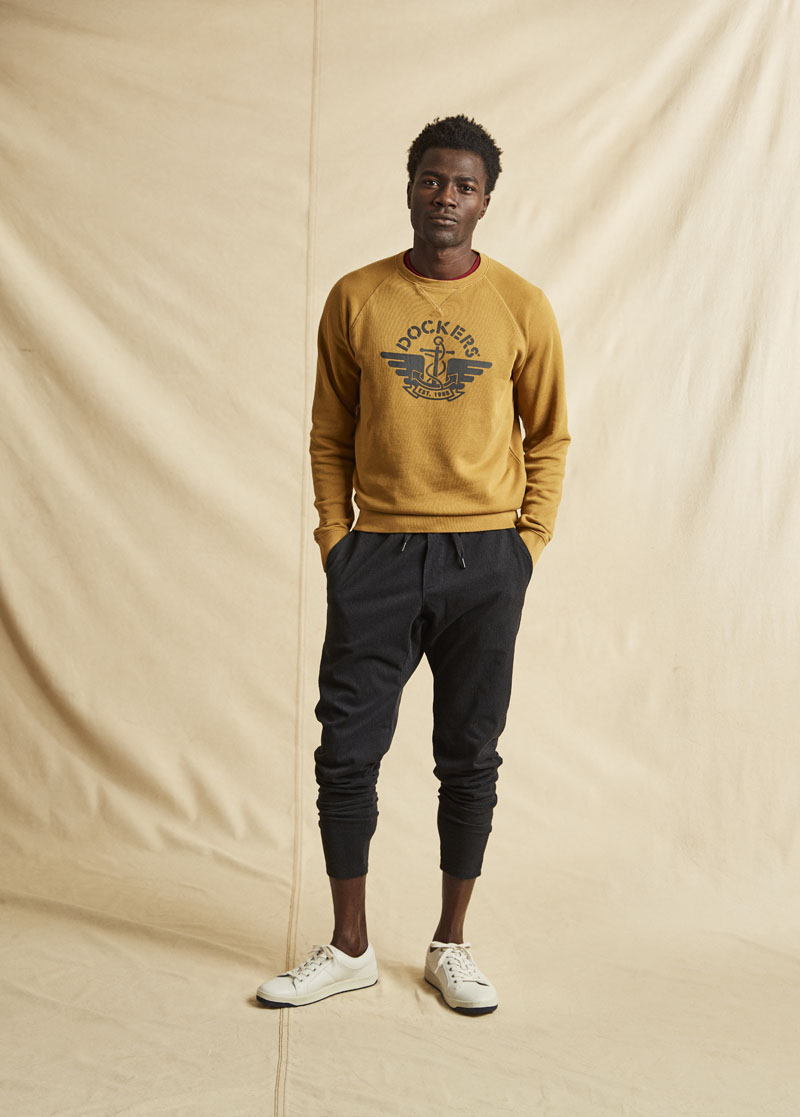 Los pantalones más cómodos y flexibles son Dockers FW19