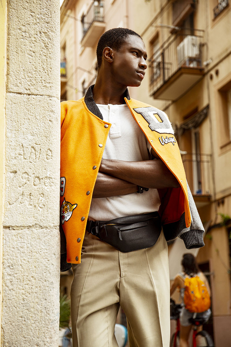 Editorial de moda StreetTalk x Naelia Salas