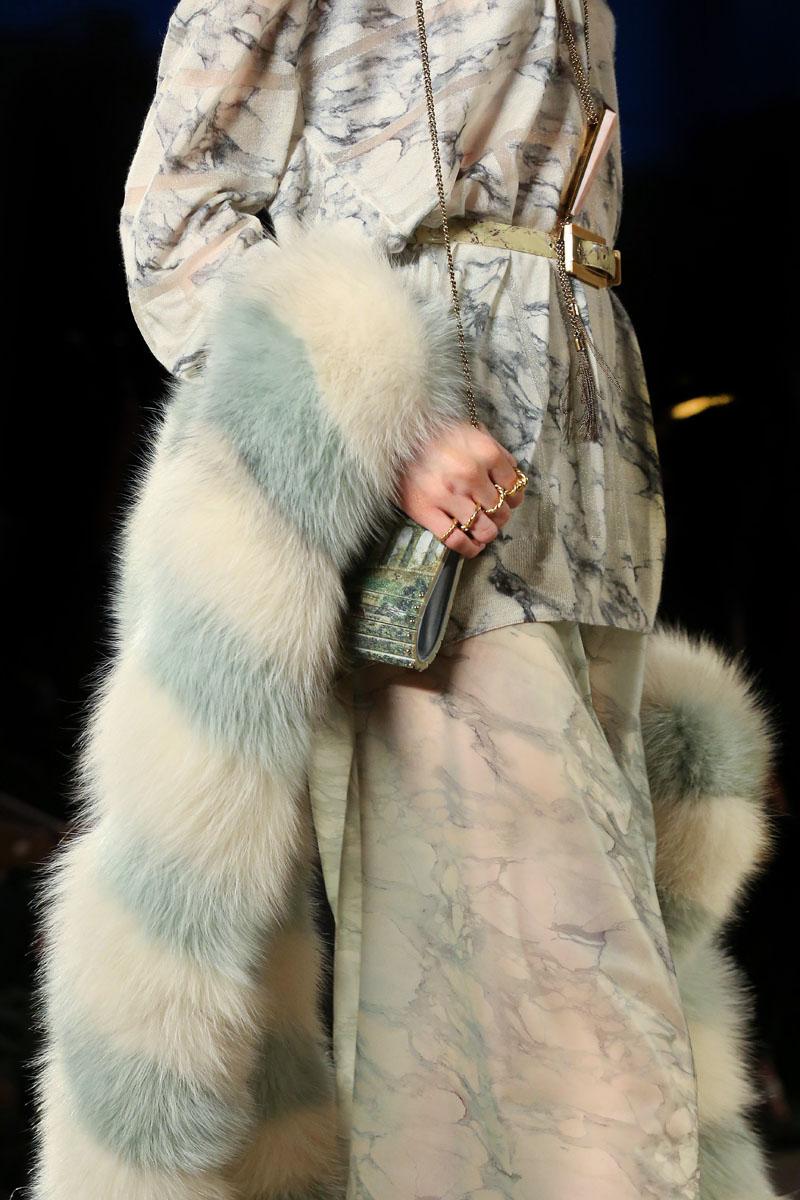 Como Roma, la nueva colección de Fendi será eterna