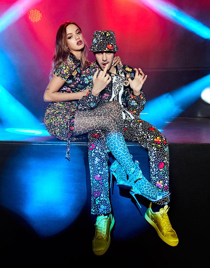 Kidd Keo y Luna Sobrino, la pareja perfecta
