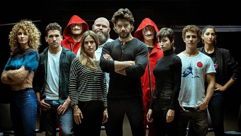 Berlín reaparece en la tercera temporada de La Casa de Papel