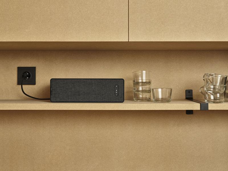 El co-branding de Ikea y Sonos: Lámpara Altavoz Symfonisk