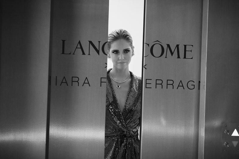 Lancome se rinde ante Chiara Ferragni