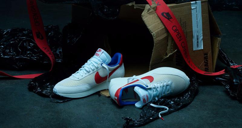 Nike se alía con Stranger Things para volver a 1985