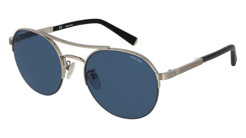 Las nuevas gafas de Lewis Hamilton son de Police