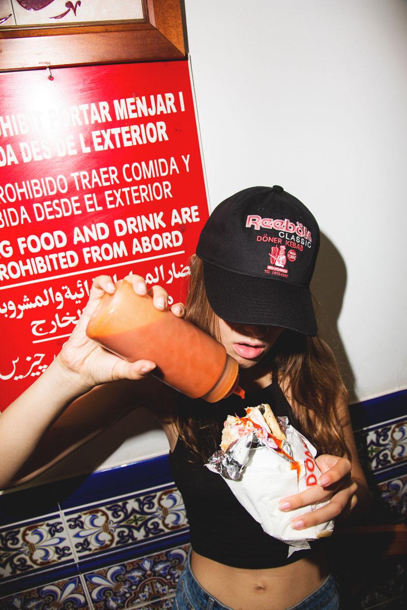 Reebok abre el apetito con su colección Food Packs