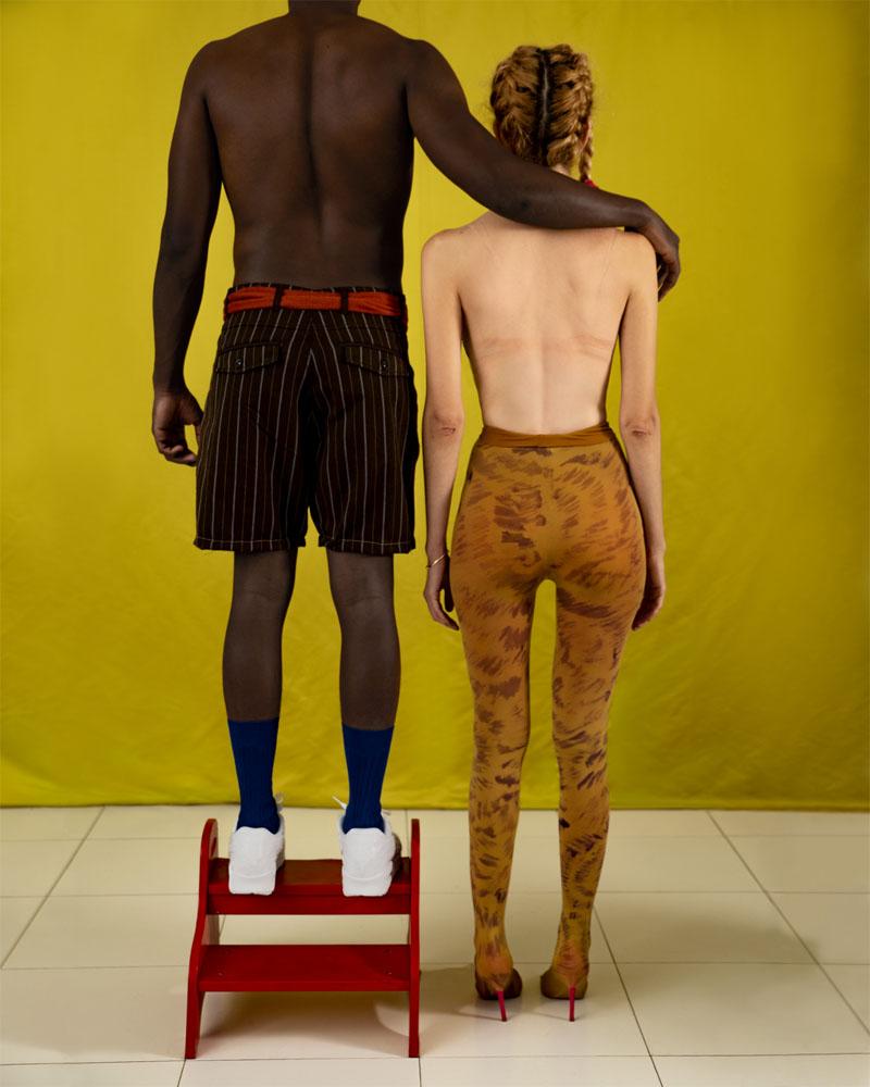 Editorial de moda Trademark x Raya Cohen y Eldad Tzadok