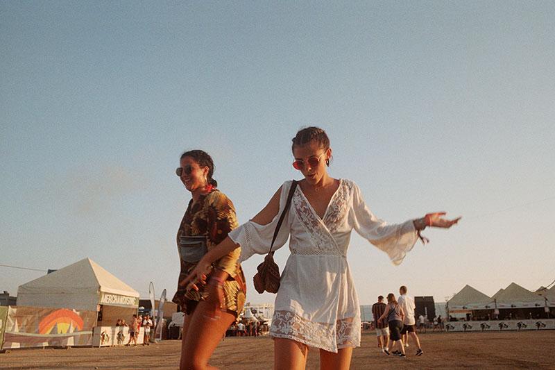 Weekend Beach Festival contado por el fotógrafo Markus Rico