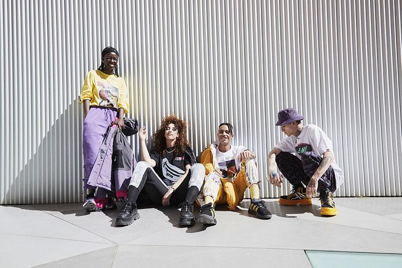 Grimey FW19: Streetwear al cubo