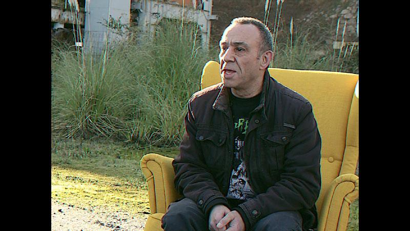 Generación Anti Todo (Eskorbuto): entrevista a Iñigo Cobo