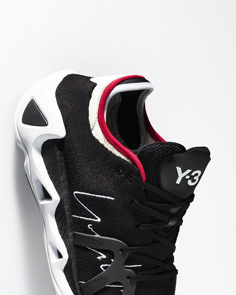 Nuevas zapatillas Yohji Yamamoto para adidas: Y-3 FYW S-97