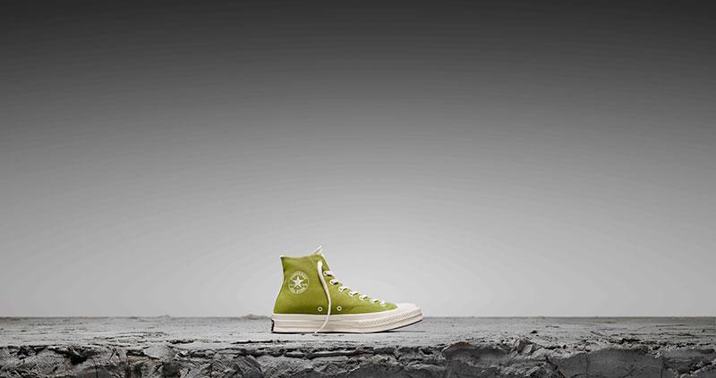Las Zapatillas Converse más ecológicas que nunca