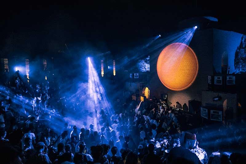 El mejor festival de música electrónica de África