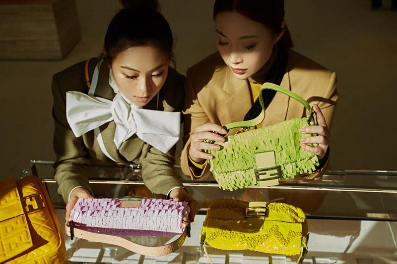 El bolso Baguette de Fendi estrena un nuevo capítulo
