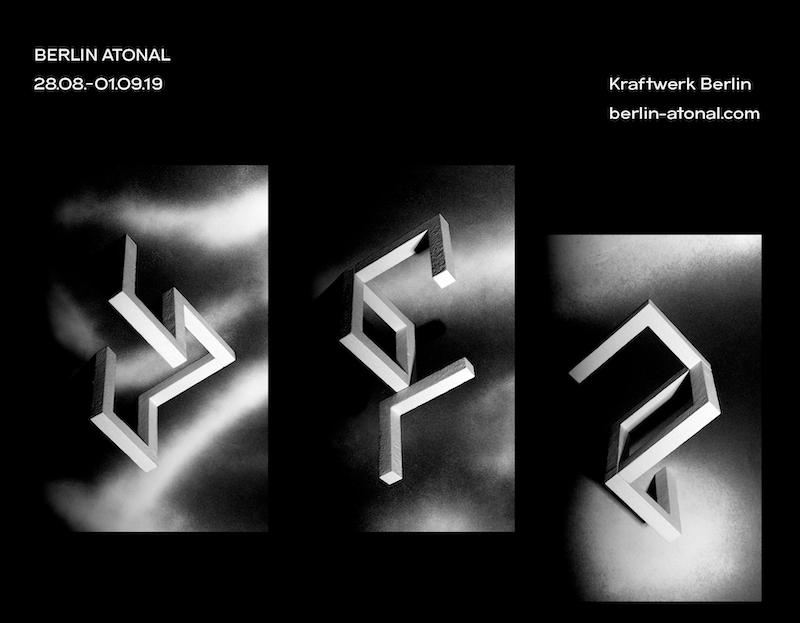 Berlin Atonal 2019. Sonido, Visuales, Lásers y Humo