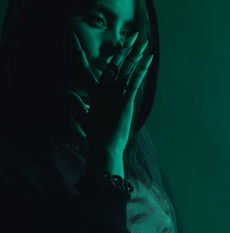 Billie Eilish x Bershka: colección y gira a la vez