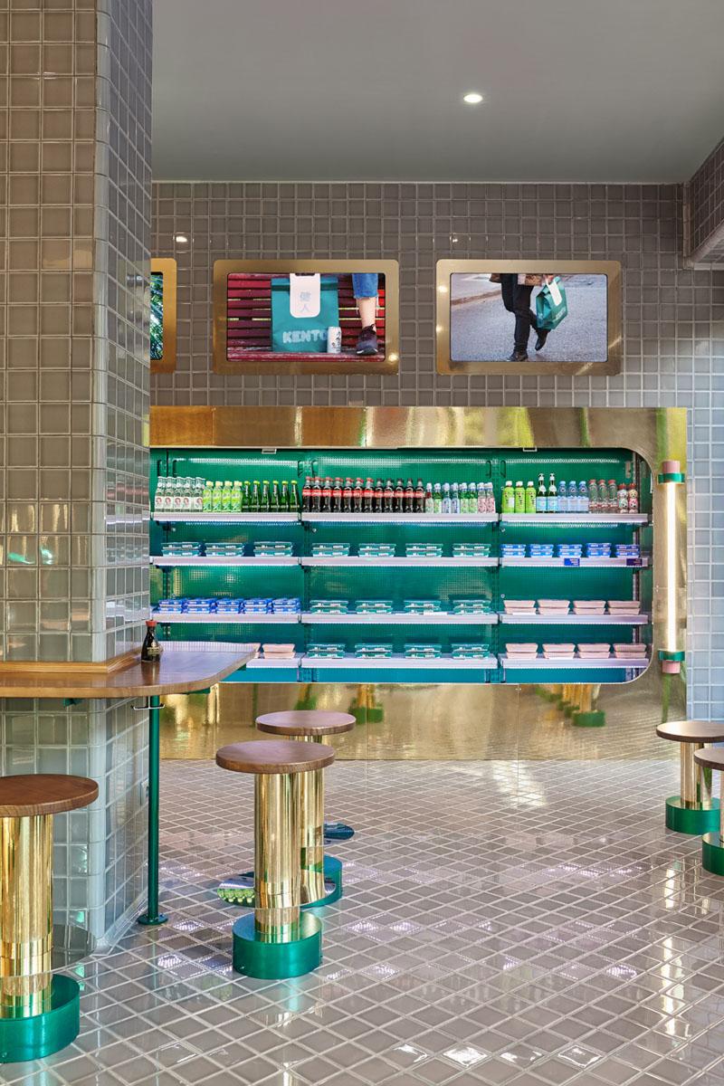 Interiorismo Retail en Valencia por Masquespacio