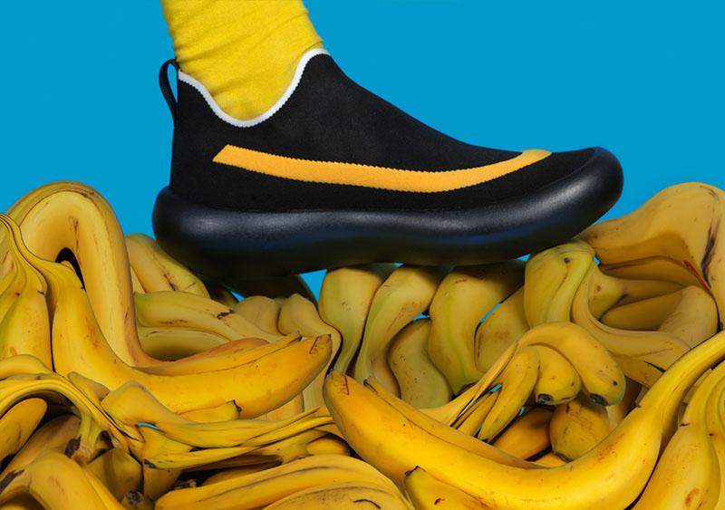 ¡Cuidado que resbalan! Marni Banana Sneakers