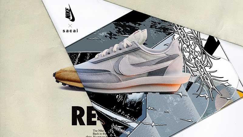 Una nueva visión sobre el mundo del running: Nike x Sacai
